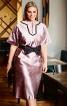Сукня прямого крою з рукавами кімоно - фото 1