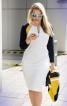 Сукня прямого крою в спортивному стилі - фото 1