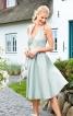 Сукня з відкритою спиною в стилі нью-лук - фото 1