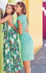 Сукня з вирізом на спині - фото 1
