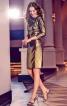 Сукня з суцільнокроєними рукавами - фото 4