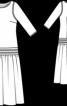 Сукня з заниженою талією в стилі 20-х років - фото 3