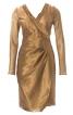 Сукня з драпіровками і ефектом запаху - фото 2