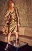 Сукня з драпіровками і ефектом запаху - фото 1
