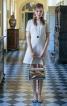 Сукня міні зі спідницею А-силуету - фото 1