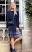 Сукня відрізна зі спідницею плісе - фото 1