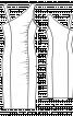 Сукня по фігурі з асиметричним вирізом горловини - фото 3