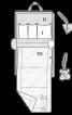 Сумка-трансформер дорожня для немовлят - фото 3