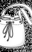 Сумка-мішок з довгою ручкою - фото 3