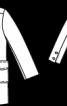 Сюртук довгий із накладними кишенями - фото 3