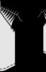 Топ з міні-рукавами реглан - фото 3