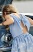 Топ А-силуету із зав'язкою на спинці - фото 4