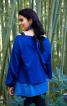 Пуловер прямого крою і топ на бретелях - фото 1