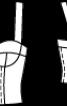 Корсаж із застібкою на гачки - фото 3