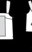 Топ на бретелях з декольте на спинці - фото 3