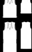 Топ простого крою зі складками біля горловини - фото 3