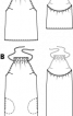 Топ батистовий з відкритими плечима - фото 3