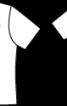 Пуловер шкіряний з короткими рукавами - фото 3