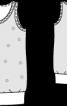 Топ-майка двошаровий - фото 3