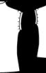 Топ приталеного силуету із застібкою у плечовому шві - фото 3