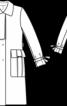 Тренчкот з відлітною кокеткою - фото 3