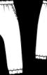 Штани трикотажні на широкому еластичному поясі - фото 3