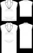 Блузка широка прямого крою - фото 3