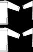 Пуловер широкого крою з боковими розрізами - фото 3