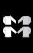 Блуза прямого крою з вирізом-крапелькою - фото 3