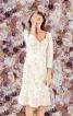 Весільна сукня з серцеподібним вирізом - фото 1