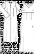 Сукня довга з чохлом - фото 3