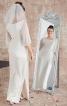 Сукня довга силуету ампір - фото 1