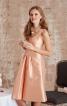 Сукня з відрізною спідницею - фото 1