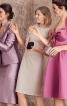 Сукня-футляр з воланом - фото 1