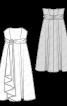 Сукня-бюстьє весільна з пишною спідницею - фото 3
