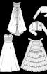 Сукня весільна в стилі Грейс Келлі - фото 3