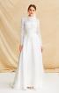 Сукня весільна в стилі Грейс Келлі - фото 4