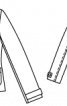 Жакет замшевий з широкими лацканами - фото 3