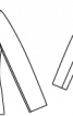 Блейзер приталеного силуету з парусини - фото 3
