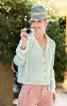 Жакет-блузка - фото 1
