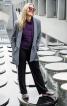 Жакет блейзер з шалевим коміром - фото 1