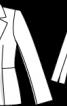 Блейзер однобортний приталеного крою - фото 3