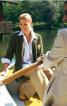 Жакет блейзер в стилі коледж - фото 1