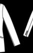 Блейзер приталеного крою з коміром-шалькою - фото 3