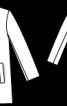 Жакет двобортний прямого крою - фото 3