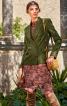 Жакет двобортний у чоловічому стилі - фото 4
