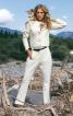 Жакет однобортний з валяного полотна - фото 1