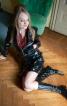 Жакет у байкерському стилі і спідниця - фото 1