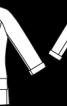 Жакет приталеного силуету з рукавами реглан - фото 3