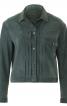 Куртка замшева у джинсовому стилі - фото 2